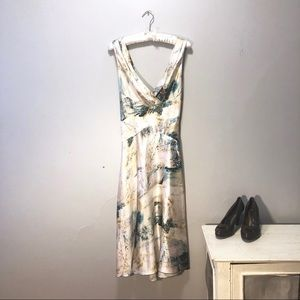 Diane Von Furstenberg Midi Silk Dress